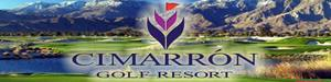 Cimarron Golf Resort Banner