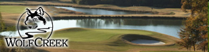 Wolf Creek Golf Club Banner